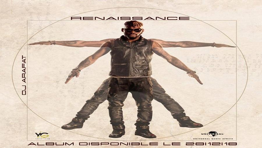 L'album «Renaissance» de DJ Arafat arrive ce 28 Décembre