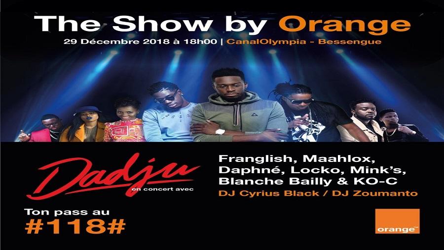 Dadju revient au Cameroun pour un méga concert