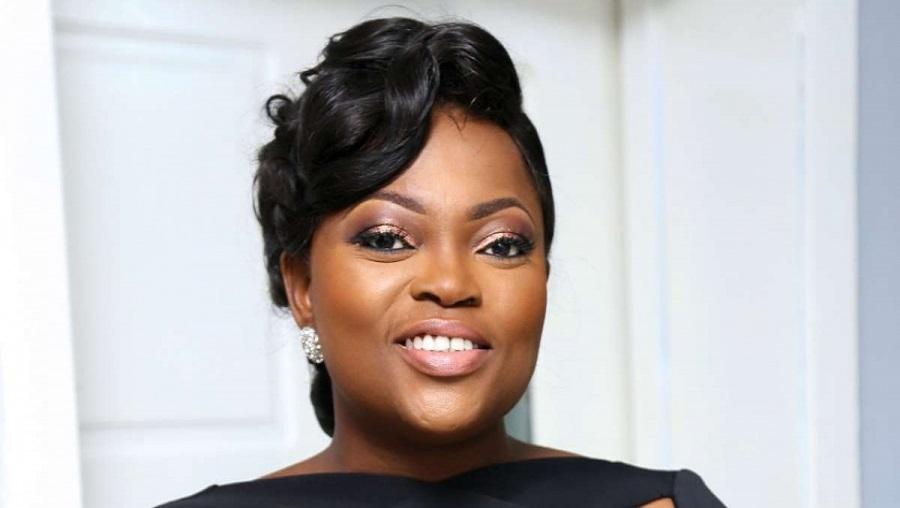 Funke Akindele maman pour la première fois à 41 ans