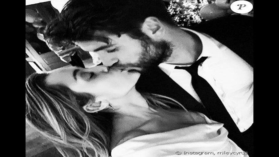 Miley Cyrus mariée à Liam Hemsworth
