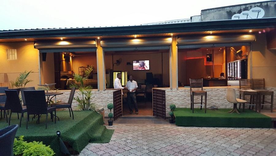 Le Wengé, restaurant lounge de Yaoundé