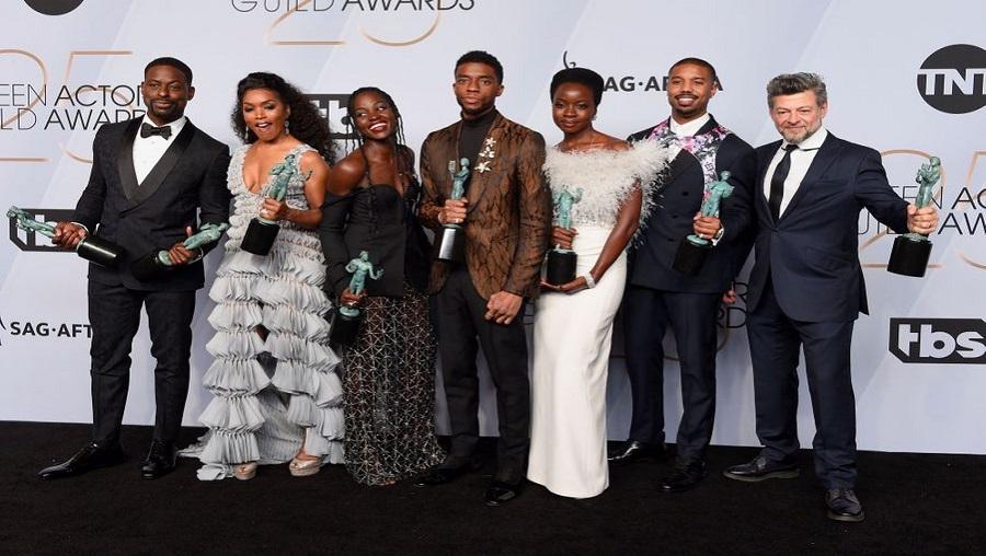 Le Tapis Rouge des SAG Awards 2019