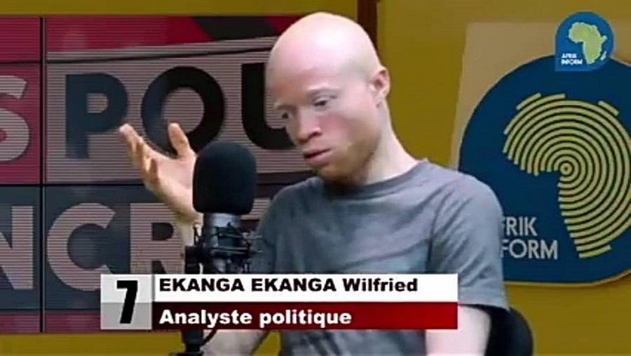 Wilfried Claude Ekanga élu Homme de l'année 2018 par un sondage sur Facebook