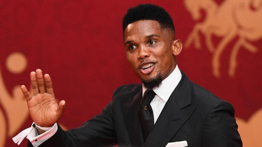 Samuel Eto'o va en guerre contre le racisme