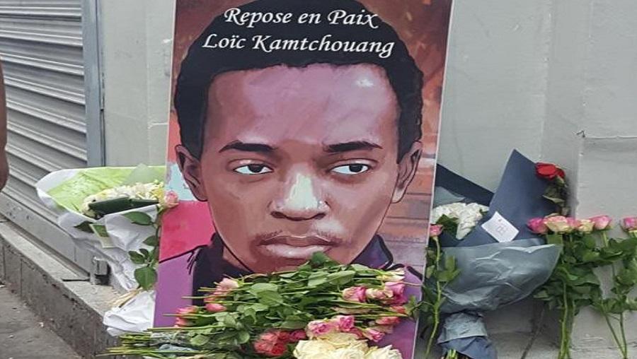 MHD impliqué dans le décès du jeune camerounais Loïc Kamtchouang