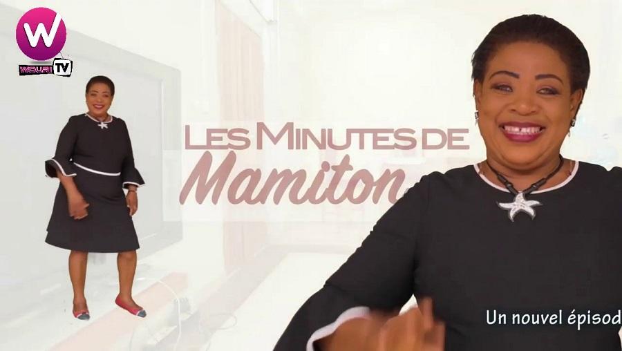 Cinéma : A la découverte de la nouvelle websérie «Les minutes de Mamiton»