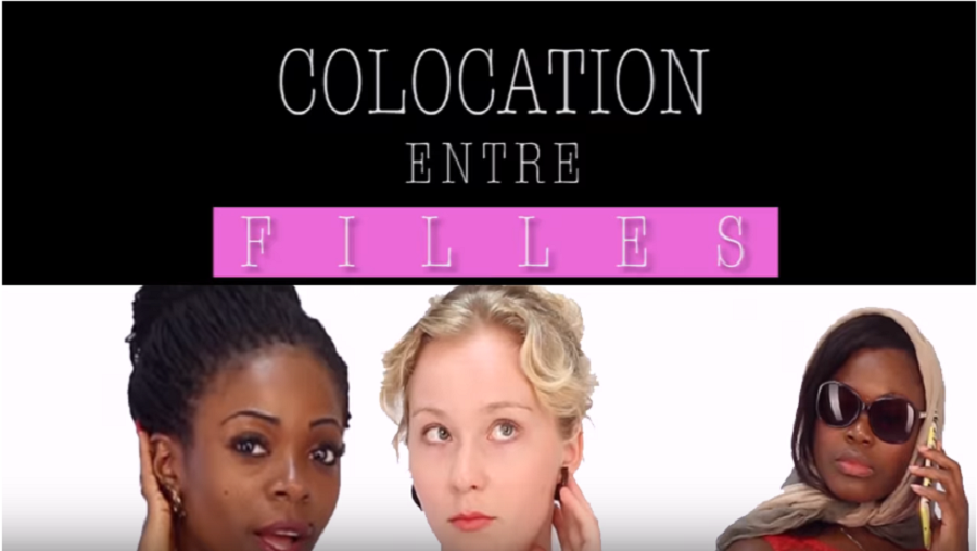 Cinéma : La websérie «Colocation entre filles» est de retour