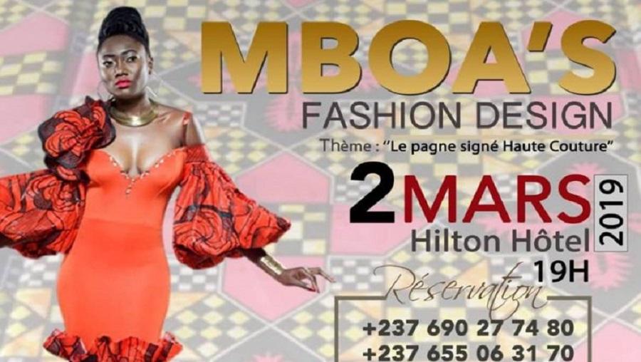 Mboa's Fashion Design revient ce 02 mars à Yaoundé