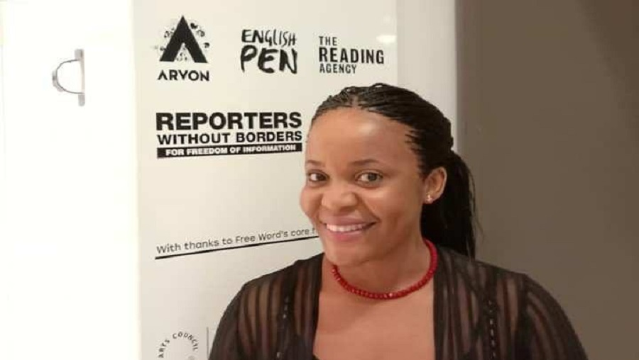 Mimi Mefo représente le Cameroun aux Index Censorship awards 2019