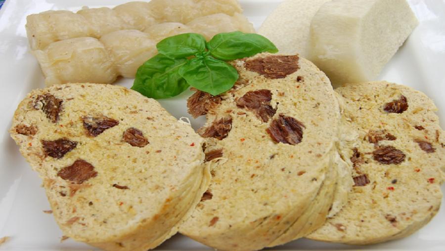 Recette facile du gâteau de pistache ou Ngond'a Mukon