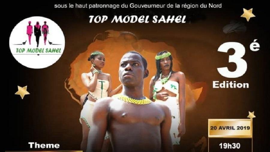 La 3e édition de Top Model Sahel se tiendra du 19 au 20 avril 2019