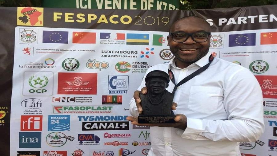Fespaco 2019 : Jean-Pierre Bekolo reçoit le prix Sembène Ousmane