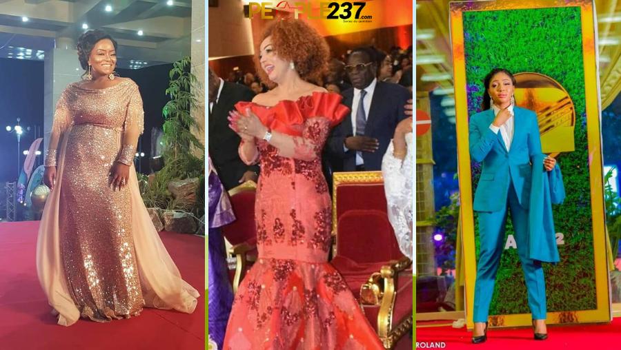 Les plus belles tenues des stars aux Canal 2'or 2019