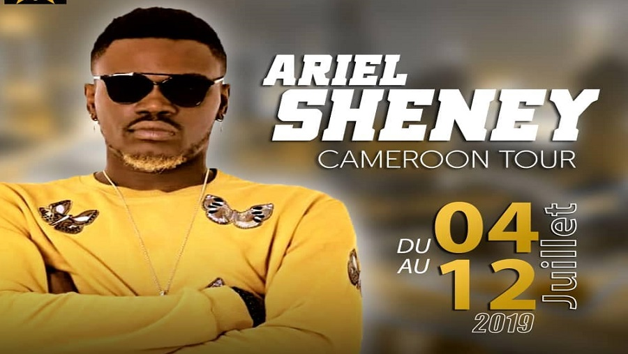Concert: Ariel Sheney au Cameroun en juillet prochain