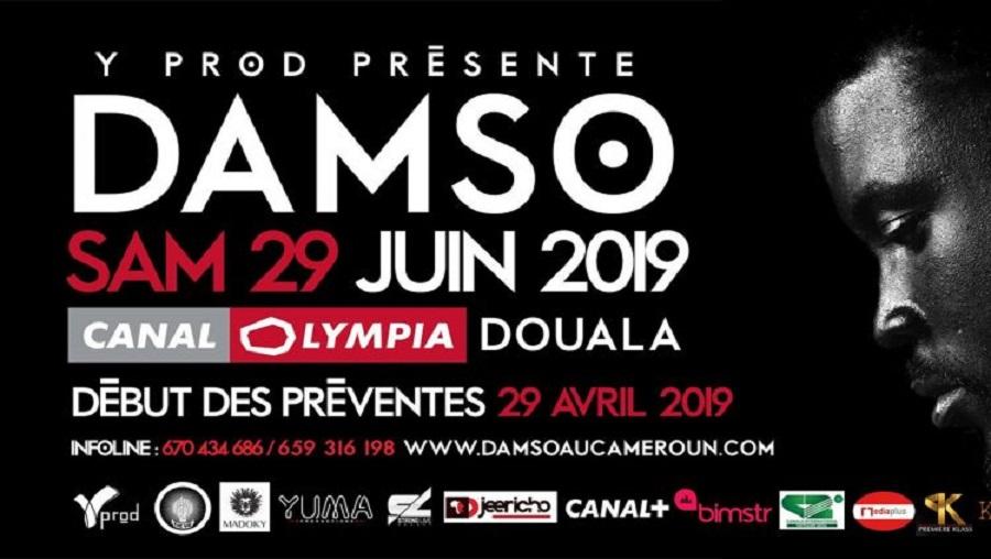 Concert : Damso mettra le feu au Cameroun le 29 juin
