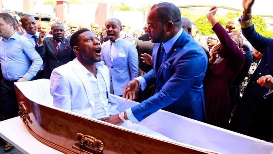 Afrique du Sud : Le faux ressuscité du prophète Alph Lukau, est mort