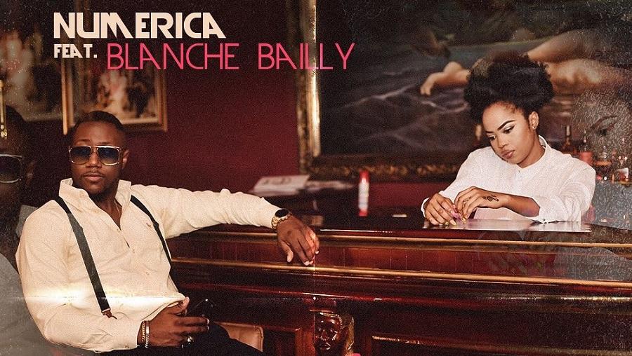 Musique : Numérica et Blanche Bailly se mettent ensemble