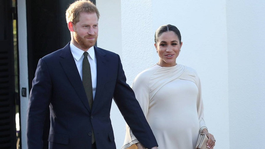 La duchesse de Sussex, Meghan Markle a accouché