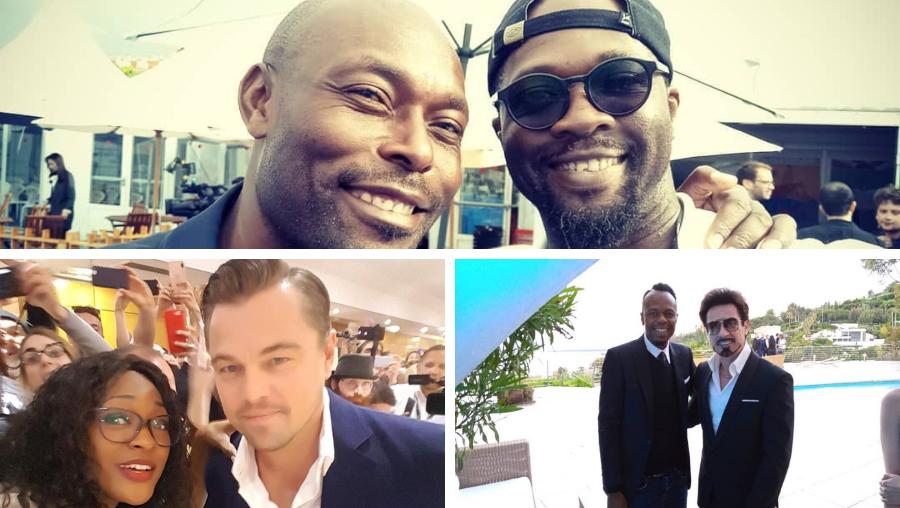 People : Les stars camerounaises au Festival de Cannes (Photos)
