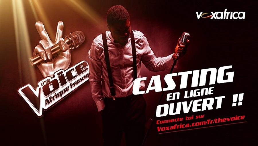 The Voice Afrique Francophone  : le casting en ligne est ouvert