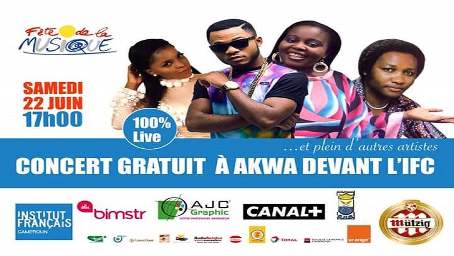 Fête de la Musique 2019 : le programme des concerts au Cameroun en images