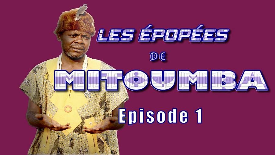 Websérie :  Ebenezer Kepombia lance «les épopées de Mitoumba»