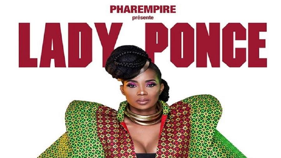 Concert : Lady Ponce fera son premier Olympia à Paris