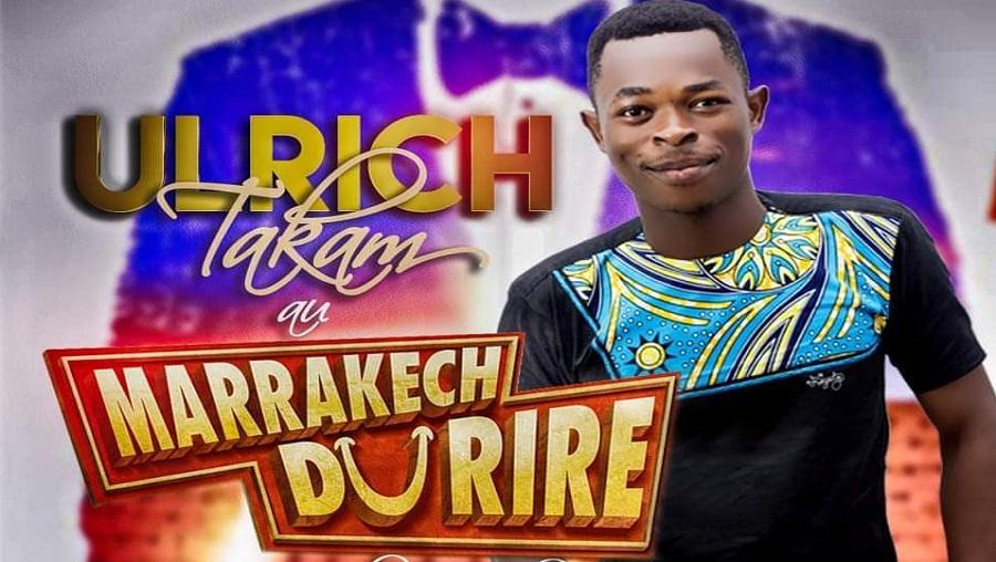 Marrakech du Rire 2019 : Ulrich Takam représente le Cameroun