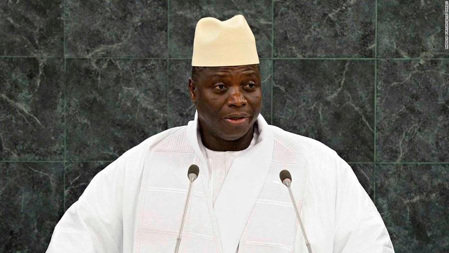Scandale : L'ex président gambien Yahya Jammeh accusé de violences sexuelles
