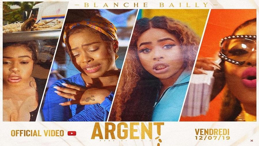 «L'argent» de Blanche Bailly disponible ce vendredi