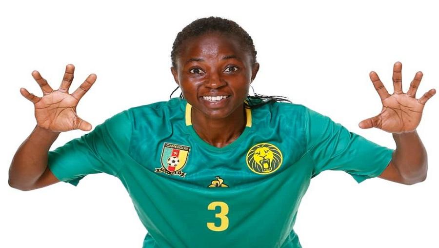 Njoya Ajara exprime sa déception après l'annulation de la CAN Féminine 2020