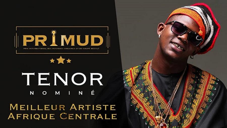 Côte d'Ivoire : Tenor nominé au PRIMUD 2019