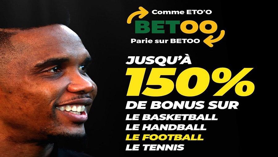 Business: Samuel Eto'o lance un site web de pari Sportif