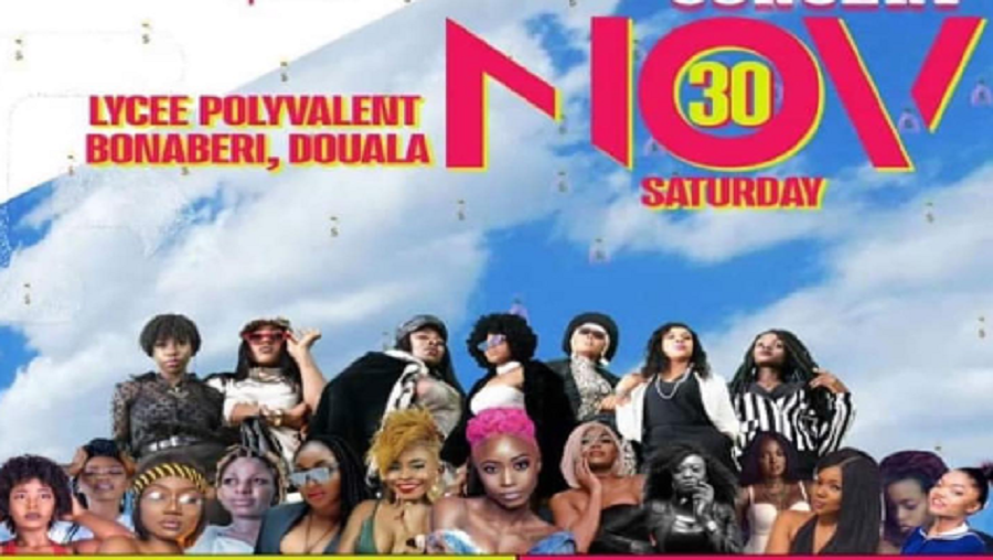 The discovery show: un concert 100% féminin à Douala ce 30 novembre