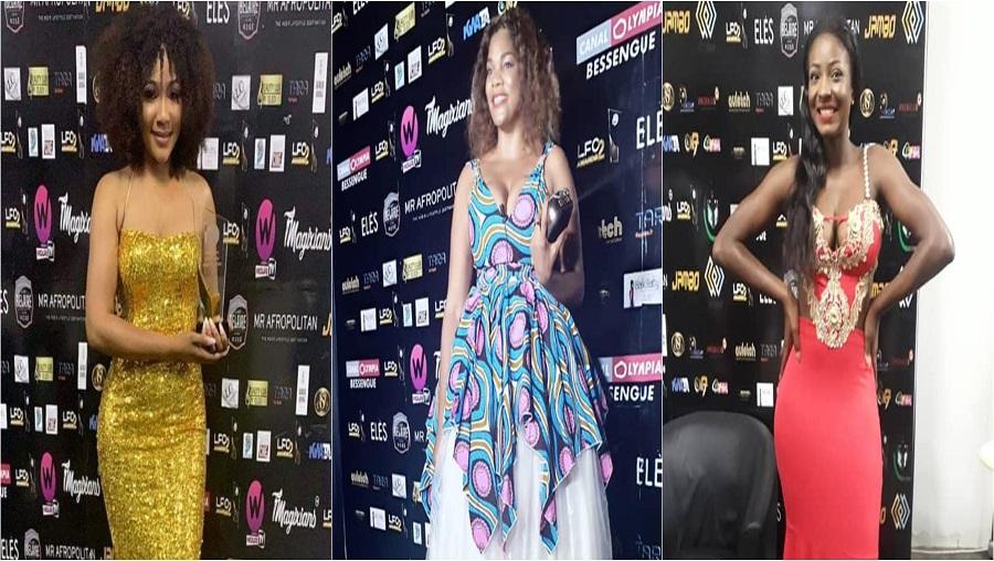 LFC Awards 2019: Les looks des stars sur le tapis rouge