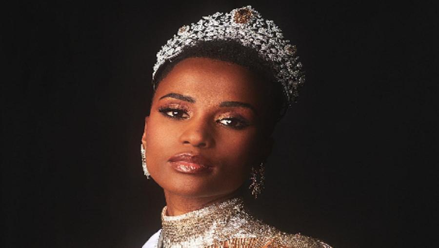 Buzz: Miss Univers 2019 est une noire (photo)
