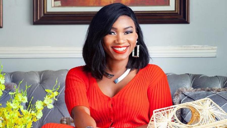 Le message d'aurevoir de Caroline Aimée Nseke (miss Cameroun 2018)