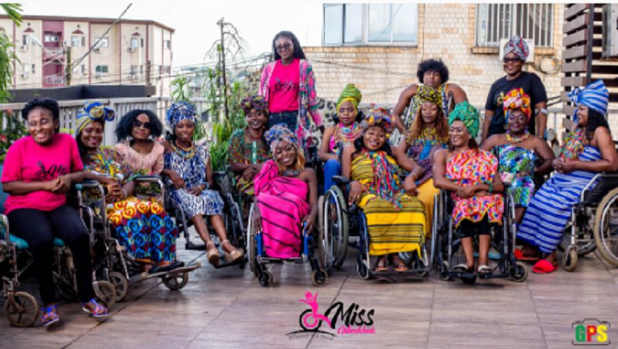 Miss wheelchair: la grande finale c'est ce 6 décembre 2019