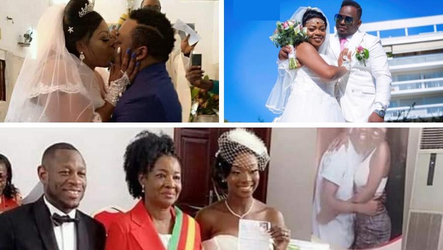Retro 2019 : Les stars qui se sont mariées au cours de l'année