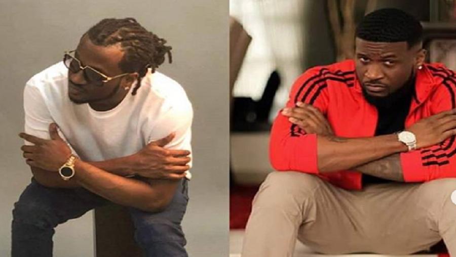 P-square: Rudeboy met sa querelle de côté avec Peter Okoye pour une journée
