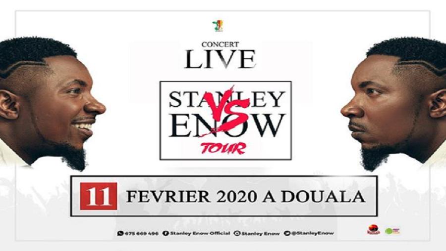 Stanley Enow en concert live le 11 février 2020