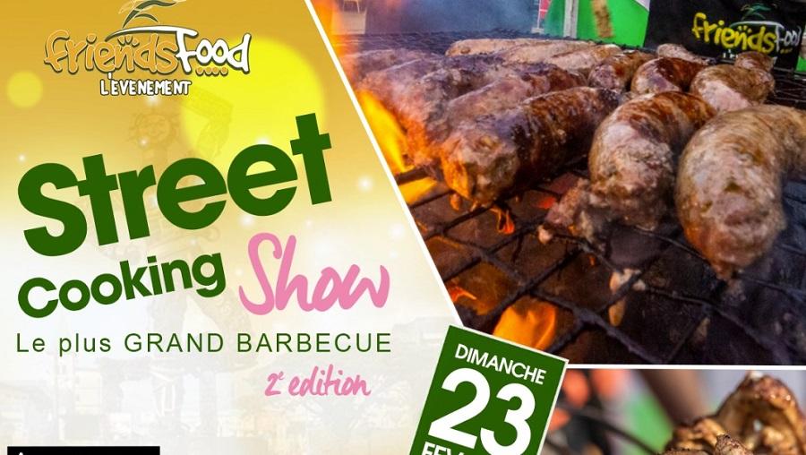 Street cooking show: le plus grand barbecue de Douala débute ce 23 février