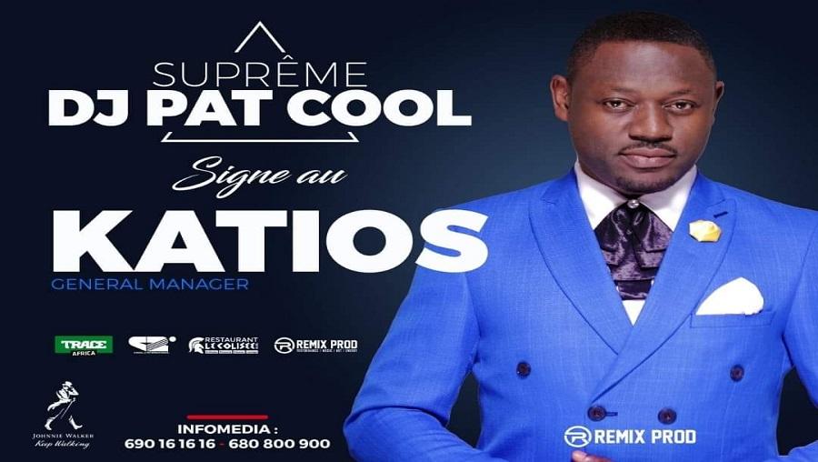 DJ Pat Cool devient manager général du Katios