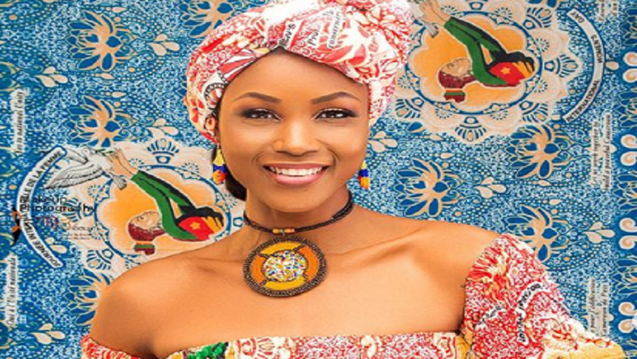 Corona Virus: Miss Cameroun va faire des dons dans tout le pays