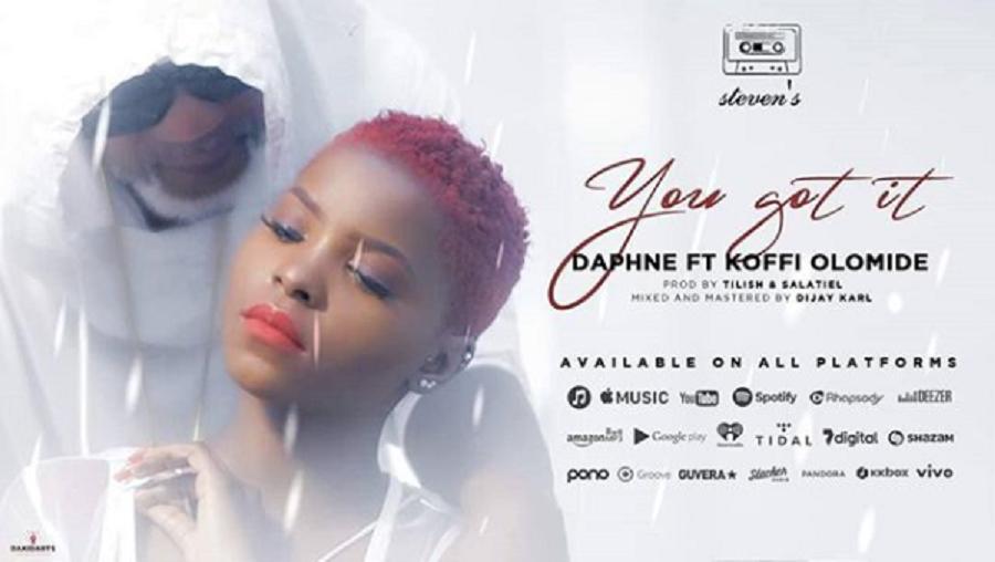 Le featuring de Daphné et Koffi Olomidé disponible ce 30 avril