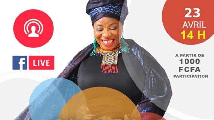 Coronavirus: K-Tino organise un concert sur Facebook pour collecter des fonds