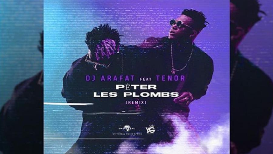 Peter les plombs : Le nouveau featuring de Tenor et DJ Arafat sort ce 12 avril