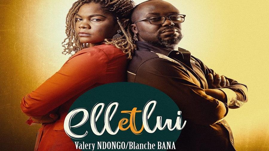 Valery Ndongo et Blanche Bana réunis pour la websérie «Elle et Lui»