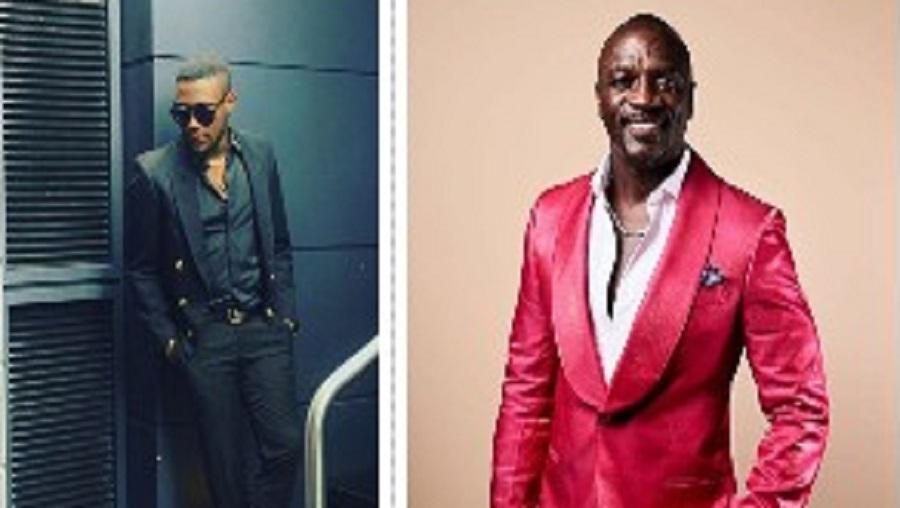 Salatiel bientôt en featuring avec Akon