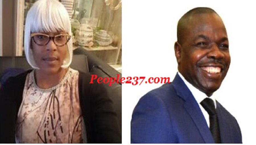Chantal Ayissi apporte tout son soutien à Amougou Belinga